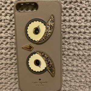 Kate Spade ♠️ Owl Case
